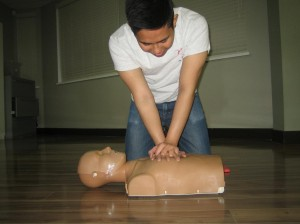 Strengthen your skills in CPR, artificial respiration and in the use of automated external defibrillators by taking CPR HCP re-certification training in Regina.