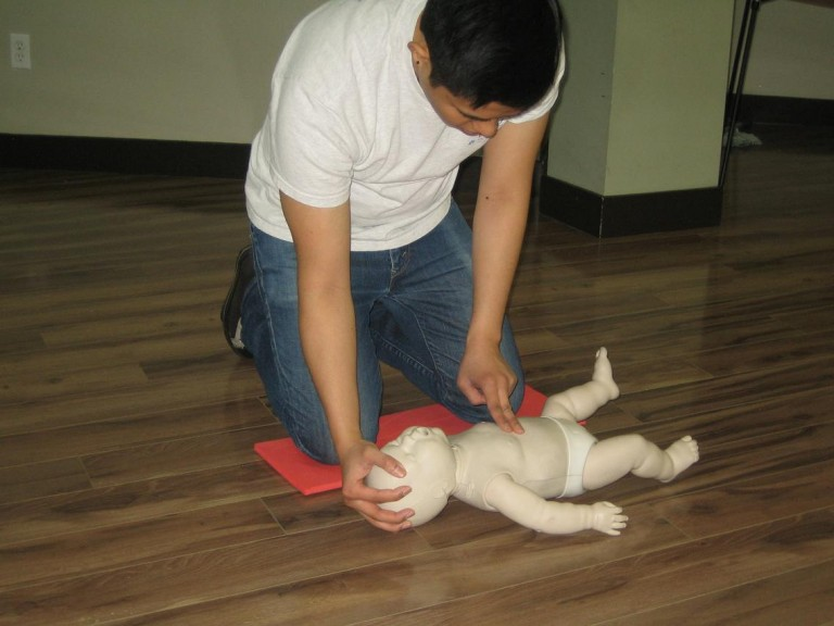 Workplace approved childcare first aid classes