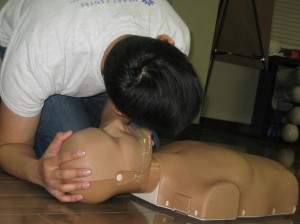 Emergency first aid and CPR Certification Course in Regina