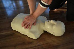 Regina first aid